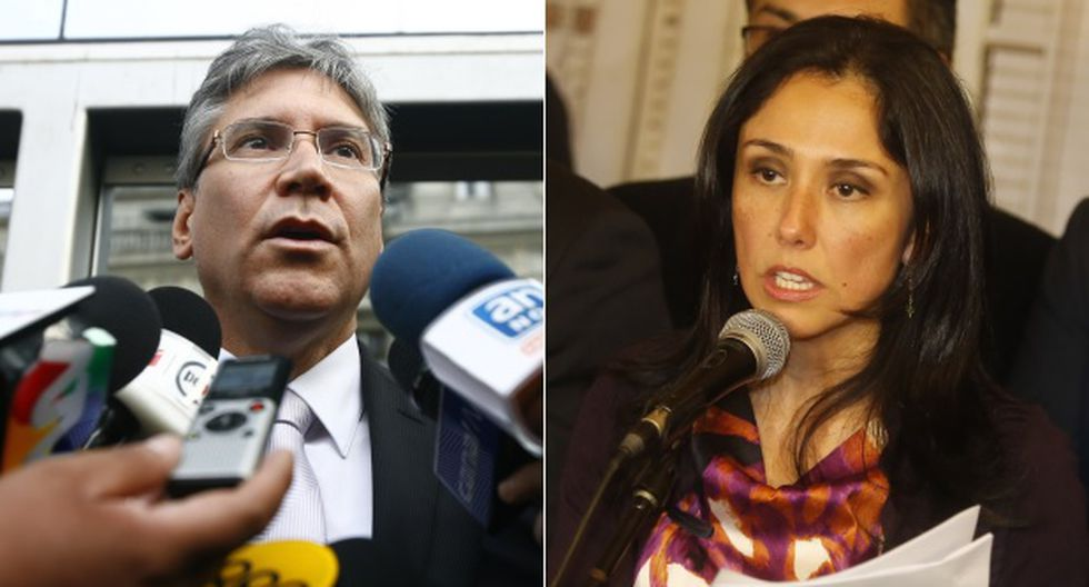 Aurelio Pastor remitió carta notarial a Nadine Heredia