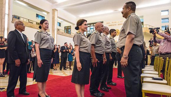 """Generalas de la PNP: """"Hay una gran expectativa en nosotras"""""""