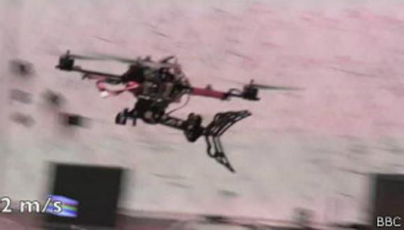 Nueva generación de drones imitará el mundo animal