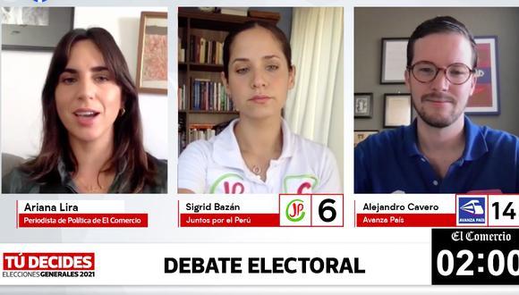 Continúan los debates en EC