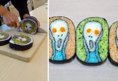 Takayo Kiyota: La artista del sushi