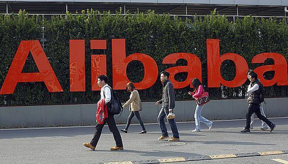 Ventas de Alibaba suben 39% y superan estimación de Wall Street