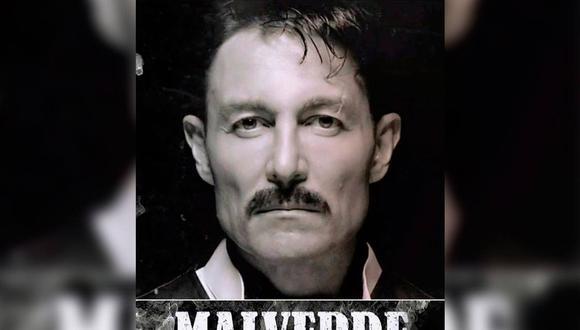 """""""Malverde: El Santo Patrón"""" iba a ser protagonizado por Fernando Colunga (Foto: Telemundo)"""