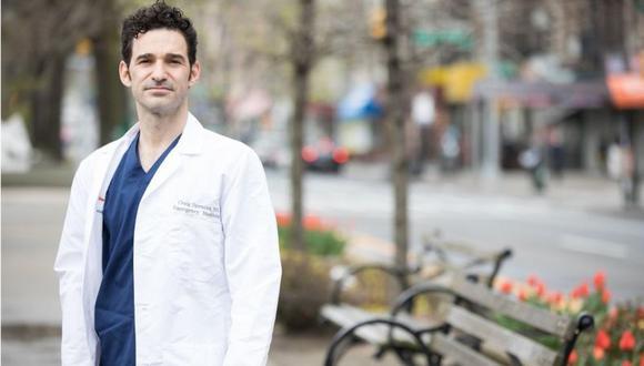 Craig Spencer es director de Salud Global en Medicina de Emergencia en el Centro Médico de la Universidad de Columbia en Nueva York. (Craig Spencer).