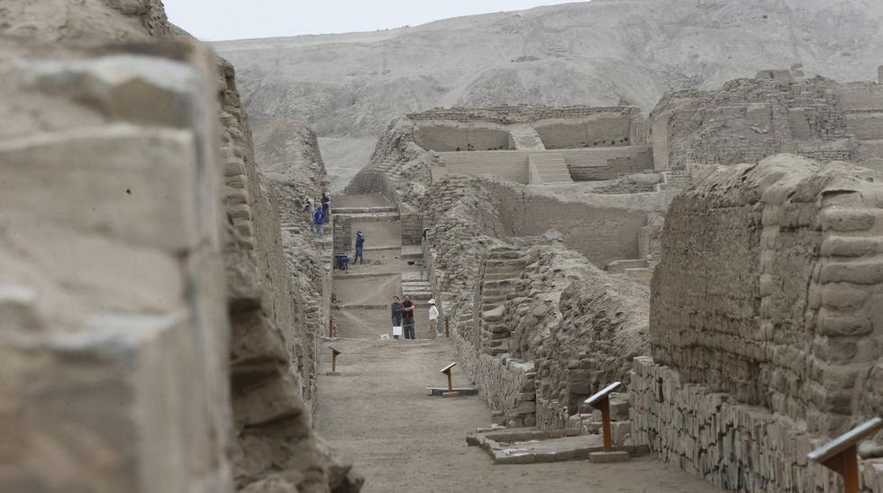 Museo de Sitio Pachacamac: Fotos de la recta final de la obra - 8