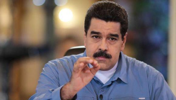 Nicolás Maduro, presidente de Venezuela. (AFP)