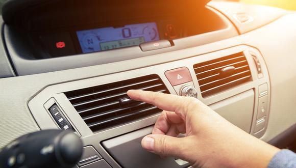 El aire acondicionado de tu auto debe tener ciertos cuidados. (Foto: Shutterstock)