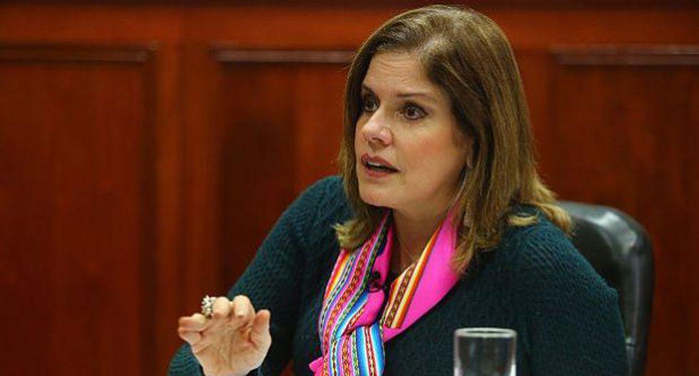 """Mercedes Aráoz sobre Roberto Vieira: """"Es un caso cerrado"""""""