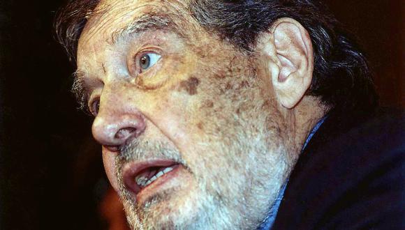 Octavio estaba en Nueva York cuando se enteró de la noticia del Premio Nobel. (Foto: JORGE SILVA / AFP)