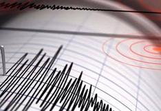 Sismo de magnitud 5,8 fue sentido esta noche en Ica
