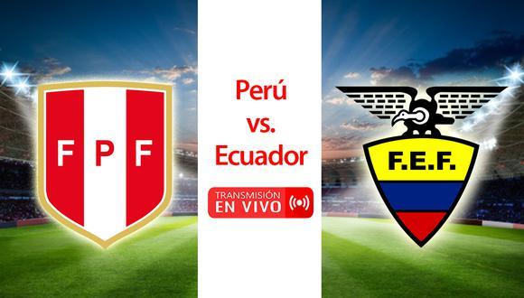 El encuentro entre Perú y Ecuador tendrá lugar en el Red Bull Arena de Nueva Jersey a partir de las 19:00 horas (horario peruano y ecuatoriano) y será transmitido EN VIVO a través de Movistar Deportes y Latina. | Foto: Producción