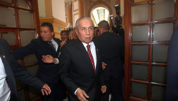 Pedro Chávarry, exfiscal de la Nación, renunció días después de retirar a los fiscales del equipo especial Lava Jato y anunciar que haría público el acuerdo con Odebrecht. (Foto: Andina)