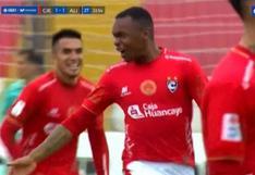 Alianza Lima vs. Cienciano: José Cuero marcó el 2-1 de los cusqueños por la Liga 1 | VIDEO