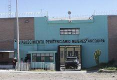 INPE confirma 65 casos positivos de COVID-19 en el penal de mujeres de Arequipa
