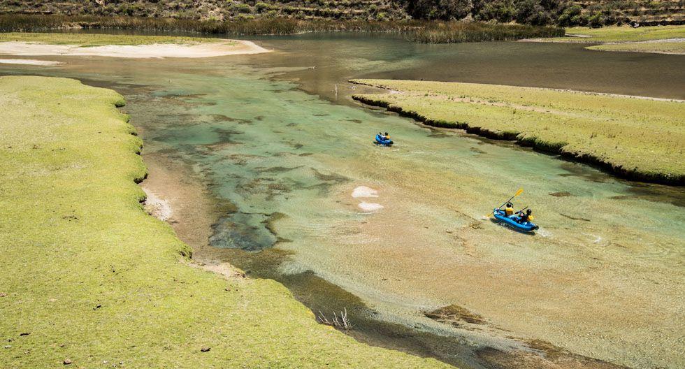 La Reserva Paisajística Nor Yauyos Cochas está ubicada en el distrito de Laraos, provincia limeña de Yauyos.(Fotos: Archivo El Comercio /PromPerú)