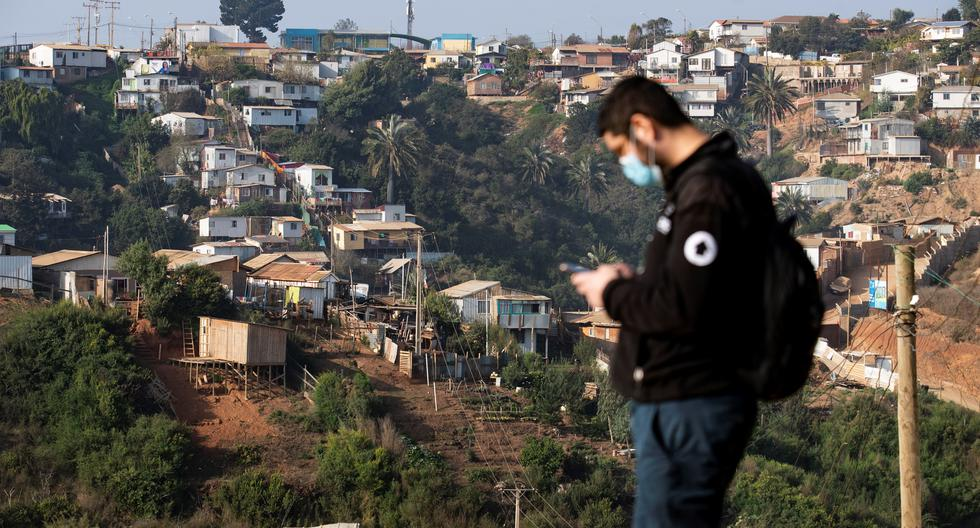 Chile's slums explode due to the coronavirus pandemic and the housing crisis