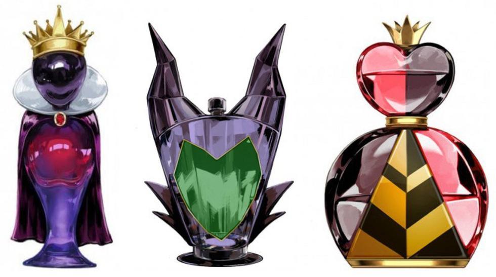 Perfumes de villanos: Botellas inspiradas en el cine animado - 1