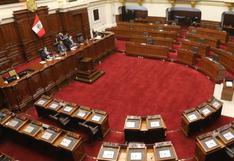 Congreso: convocan al pleno para este viernes para debatir moción de vacancia contra Martín Vizcarra