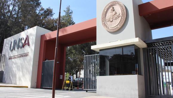 Universidad Nacional San Agustín de Arequipa será el escenario del Debate Presidencial del JNE. (Foto: Andina)