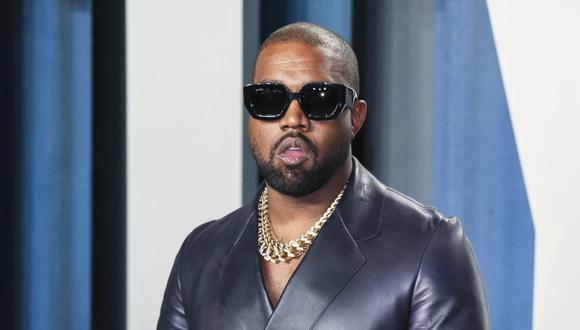 Kanye West asegura que no lanzará más música y se enfrenta a discográficas. (Foto de Jean-Baptiste Lacroix / AFP)