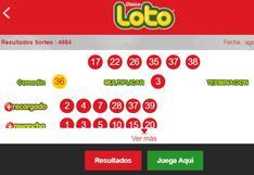 Loto Chile: resultados y pozo total para las jugadas del domingo