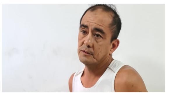 Oscar Narro fue intervenido en la urbanización Manuel Aréval, en el distrito de La Esperanza, tras la orden de detención preliminar solicitada por la Fiscalía. (Foto: Archivo GEC)