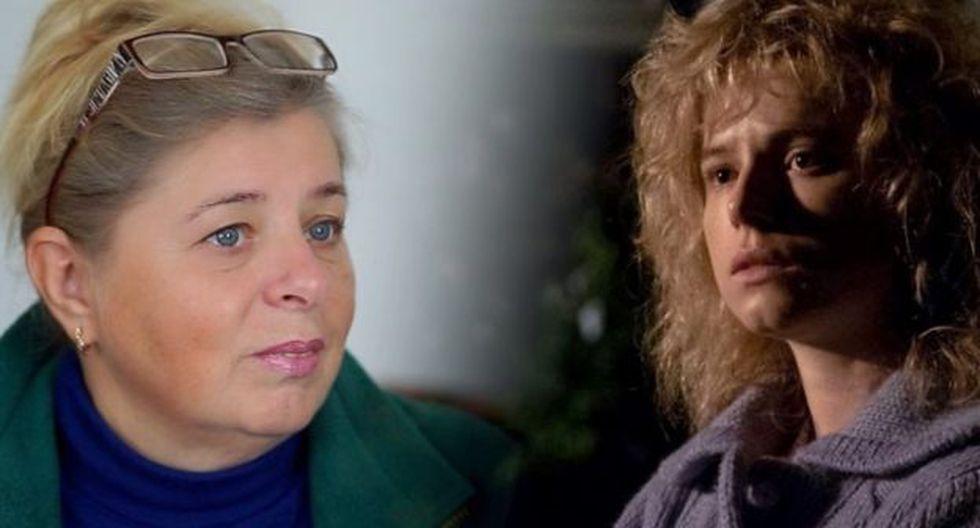 """Lyudmila Ignatenko asegura que HBO y Sky no se reunieron con ella para representarla en la serie """"Chernóbil"""". Foto: HBO/SKY, vía BBC Mundo"""