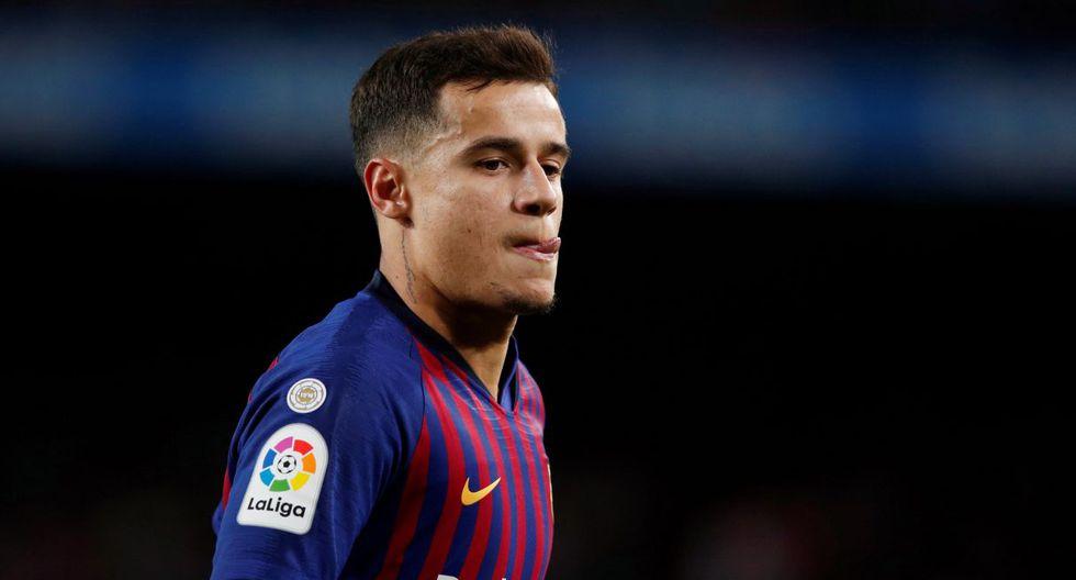 Philippe Coutinho jugará en el Bayern Múnich en la temporada 2019-20. (Foto: Reuters)