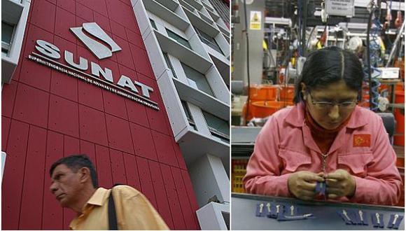 Sunat. Número de trabajadores públicos es de 1,39 mlls., mientras que el de privados asciende a 3,50 mlls. (Foto: Archivo)