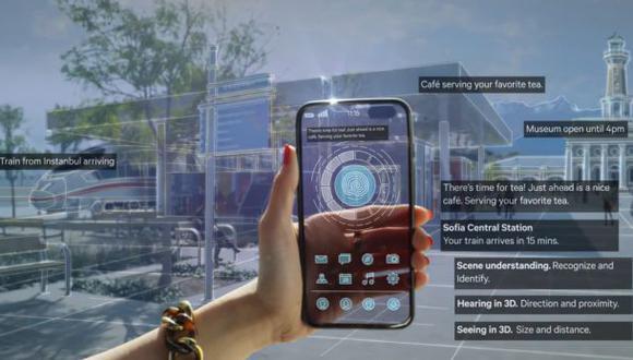 Qualcomm mostró plataforma que reconoce personas en tiempo real