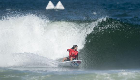 Sofía Mulanovich se coronó campeona mundial del ISA World Surfing Games en Japón, evento que da cupos para los Juegos Olímpicos, pero la peruana no accede a ellos. (Foto: ISA)