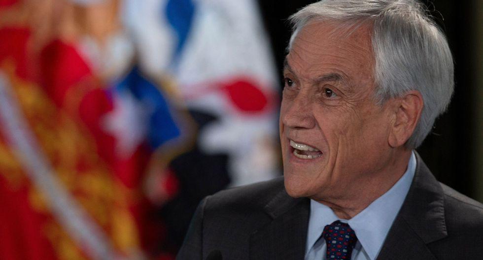 El domingo, Sebastián Piñera pidió disculpas por los abusos de la policía. (AFP / CLAUDIO REYES).