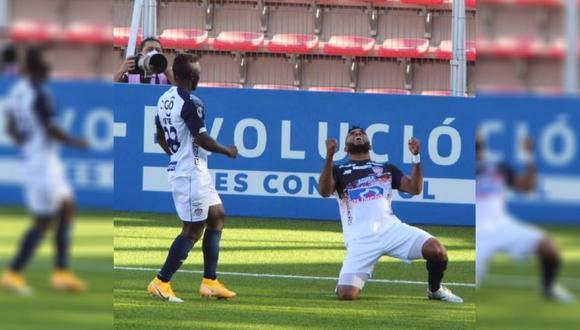 Unión La Calera vs. Junior de Barranquilla se enfrentaron en partido por Copa Sudamericana (Foto: Twitter @JuniorClubSA)