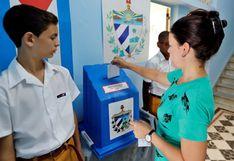Más de 6,7 millones de cubanos acuden a votar en referéndum de nueva Constitución