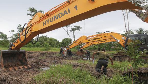 Minero ilegal chino recibe sanción que marca un precedente