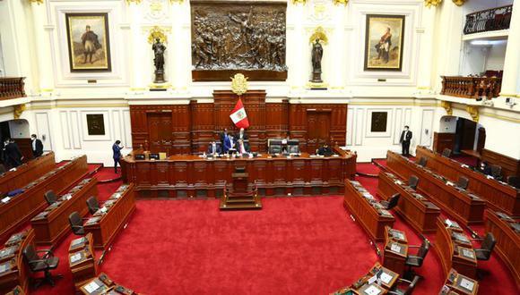 Por tratarse de un proyecto de reforma constitucional, la iniciativa sigue pendiente de un segundo debate en el pleno dentro de esta legislatura. (Foto: Congreso)