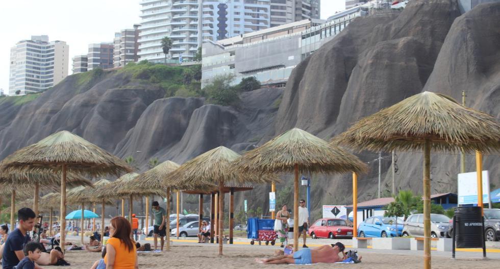 El teleférico de Miraflores en la Costa Verde permitirá viajar desde el parque Domodossola hasta la playa Redondo en unos tres minutos. (Foto: Difusión)