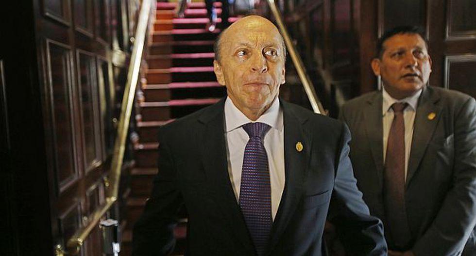 José Peláez desiste de apelar y acepta jubilarse de la fiscalía