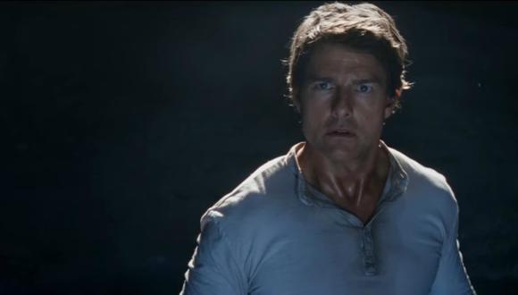 """""""La Momia"""" pone en aprietos a Tom Cruise en nuevo tráiler"""