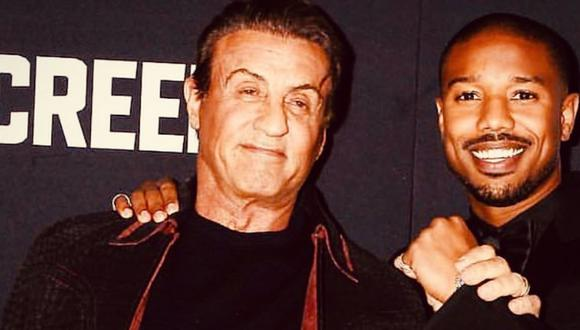 Sylvester Stallone pegó el salto a la fama al interpretar a Rocky Balboa en 1975 y se convirtió en una de las estrellas de acción más queridas de todos los tiempos. (Foto: @slystallone en Instagram)