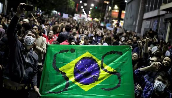 Los ecologistas culpan a Jair Bolsonaro por la destrucción de la Amazonía, cuya desforestación se disparó un 29,5 % entre agosto de 2018 y julio de 2019 y alcanzó su mayor nivel en 11 años. (Foto: Reuters)