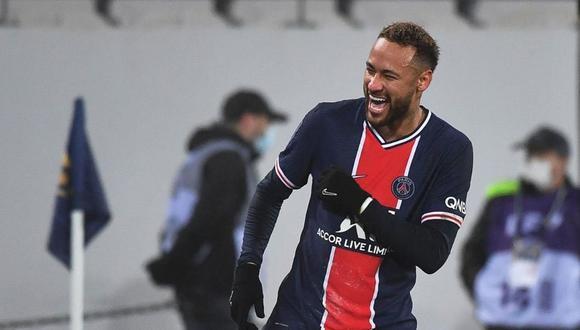 Defienden sueldo de Neymar en la Ligue 1 (Foto: AFP)
