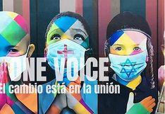"""""""One Voice"""": el proyecto lleno de arte y color que nace en el Callao para el mundo"""