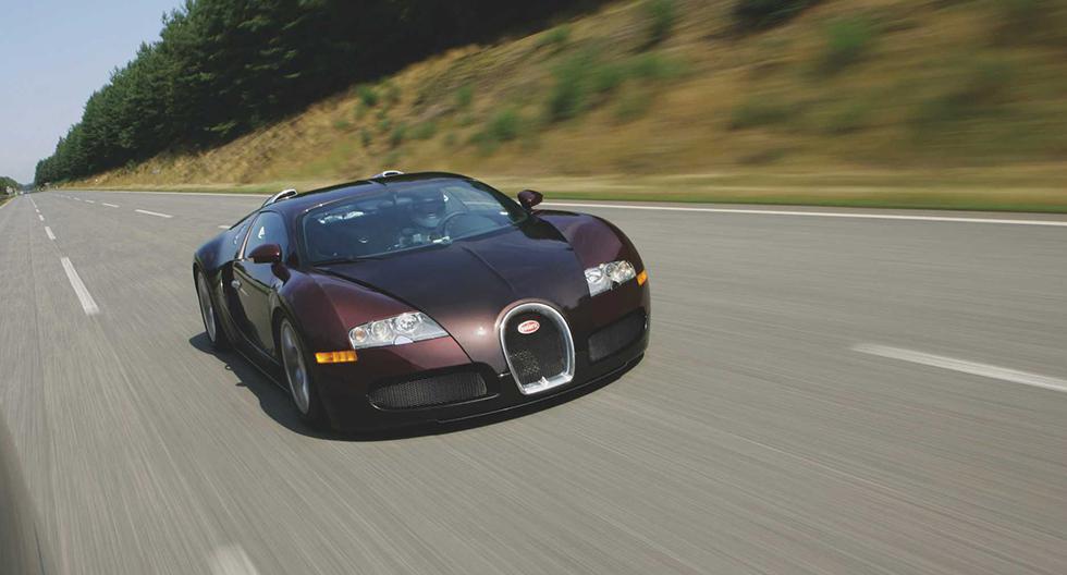 El 19 de abril del 2015, el piloto de pruebas Uwe Novacki logró alcanzar los 407 km/h al volante del Bugatti Veyron. (Fotos: Bugatti).