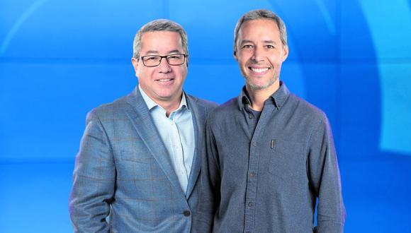 Juan Pablo Olivares, quien asumió las riendas del canal a mediados del 2018, y Max Iglesias, gerente comercial de Latina, señalan que abril fue el mes más difícil, por la caída de anunciantes.
