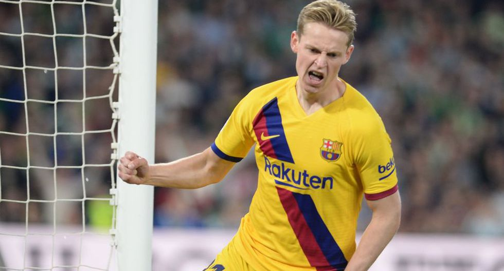 Jugador: Frenkie de Jong | Valor: 90 millones de euros. (Agencias)