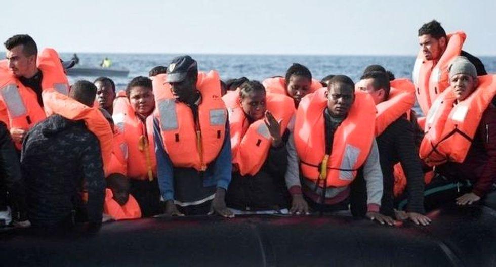 Los países del norte de Europa acusan a los del sur de no patrullar mejor sus fronteras del Mediterráneo. (AFP)