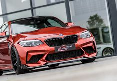 BMW M2 Competition de Lightweight pierde peso y alcanza los 487 hp   FOTOS