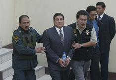 TC rechaza anular condena de 20 años impuesta a Fernando Zevallos