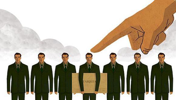 """""""Seguimos con gobiernos efímeros y tembleques que a lo más se ocupan de los intereses dispersos"""". (Ilustración: Victor Aguilar Rúa)"""